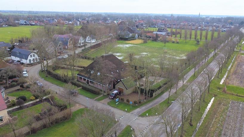 Luchtfoto2 De Fuik 2 Warmenhuizen